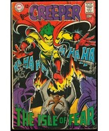 BEWARE THE CREEPER #3-DC SILVER AGE-1968 VG - $16.14