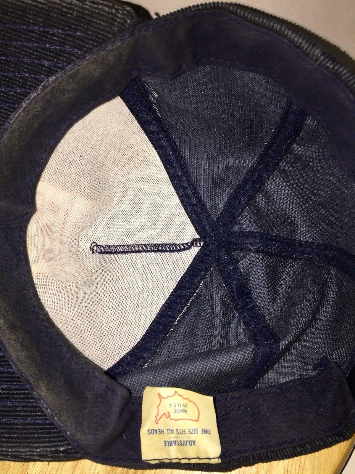 e14429e575efd Vintage BUDWEISER USA OLYMPICS 80s Denim Hat Cap Snapback USA SOFT Beer Bud  RARE