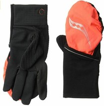 Saucony Ulti-Mitt Size XL Extra Large Convertible Pocket Thermal Running Gloves