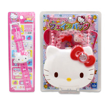 Hello Kitty Purse with Accessories and Hello Kitty Watch Sold Together - $25.73