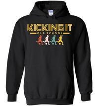 Kicking It  Blend Hoodie - $32.99+
