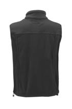 Men's Lightweight Warm Polar Fleece Jacket Full Zip-Up Collared Sweater Vest image 6