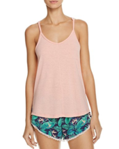 Honeydew Intimates Lazy Sunday Tank Top in Peach Tea, Large - $22.76