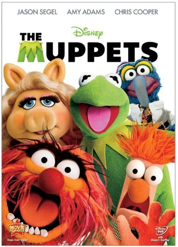 Disney The Muppets (DVD, 2012)