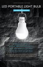 KK.BOL Portable Lamp LED Night Light Bulbs Rechargeable Lamp Emergency L... - €10,13 EUR