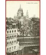 London Ludgate Hill Post card Postcard BJs - $10.00