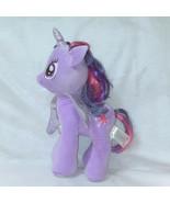 "2014 Build A Bear My Little Pony Twilight Sparkle Stuffed Plush Toy 15"" - $16.83"
