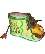 Giftcraft Bootieful Bootie Born to Be Wild Trinket Box - $9.65