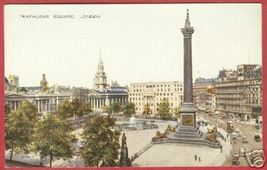 London Trafalgar Square Postcard BJs - $7.50