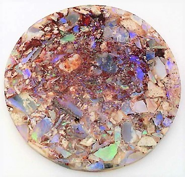 Primary image for Opal In Resin Cabochon 148