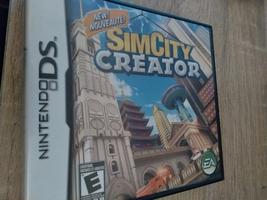 Nintendo DS SimCity Creator image 1