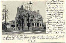Corning Hospital Corning New York Vintage 1906 Post Card - $6.00
