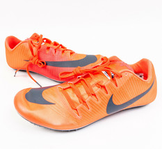 Nike Zoom JA FLY 3 Track Spikes Hot Lava 865633-614 w / Spikes, Wrench, ... - $64.44+