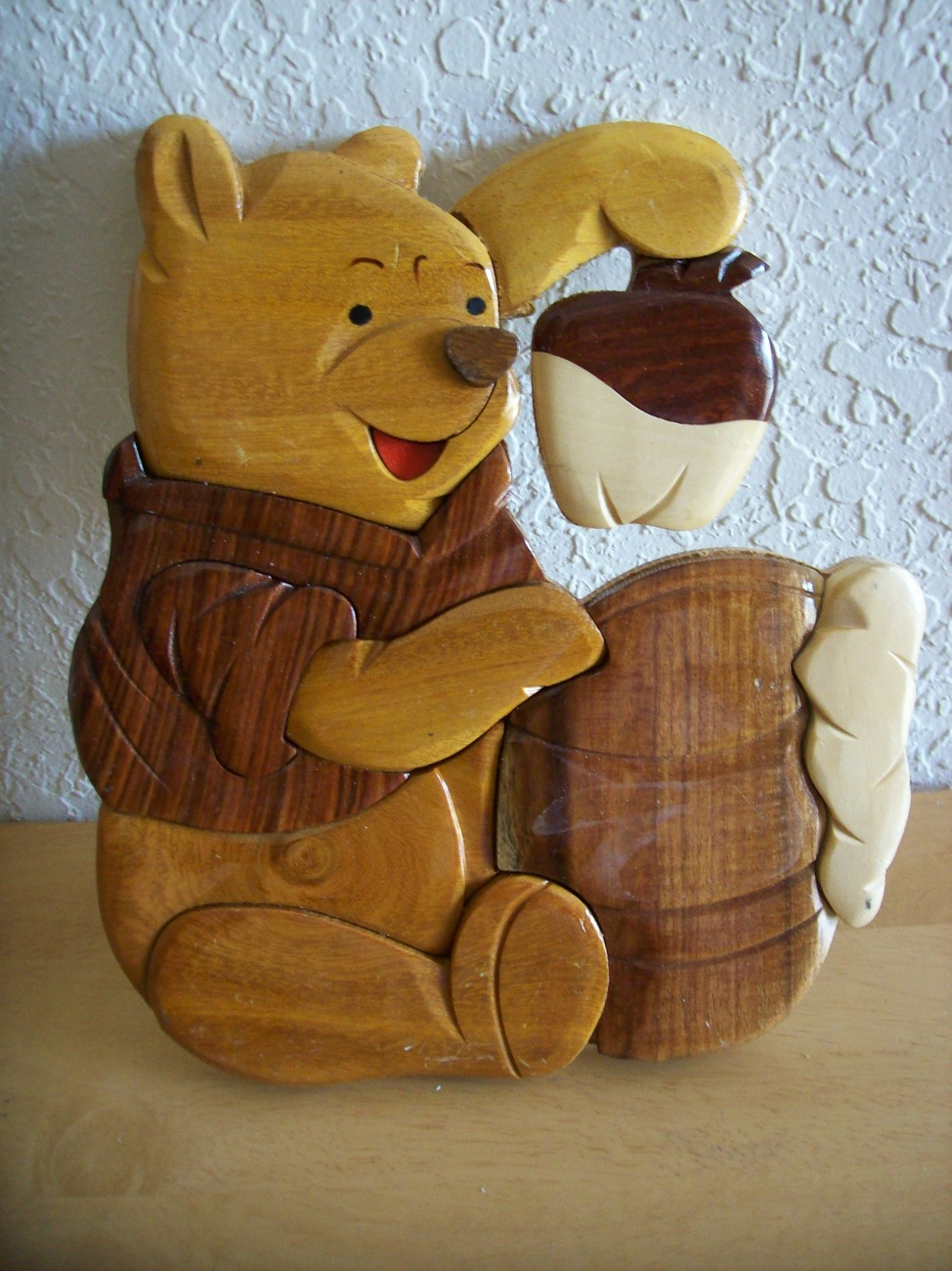 Primary image for Disney Winnie the Pooh Wood Art