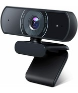 1080P Webcam UC30, Dual Built-in Microphones, Full HD Video Camera by Ro... - $26.95
