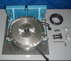 "Bison Bial 10"" Horizontal & Vertical Rotary Indexing Fixture #5911-250 - $5,499.99"
