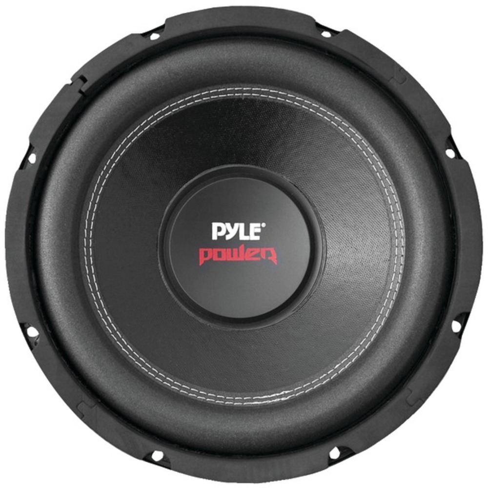 "Primary image for Pyle PLPW10D Power Series Dual-Voice-Coil 4ohm Subwoofer (10"", 1,000 Watts)"