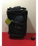 True Journey 6 Bottle Wine Bag Wine Carrier Wine Luggage Wine Suitcase - $50.00