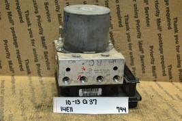 10-13 Infiniti G37 ABS Pump Control OEM 476601NM0C Module 744-14E11 - $9.99