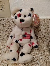 Ty Glory Beanie Baby good condition both tags and tag protector - $6.93