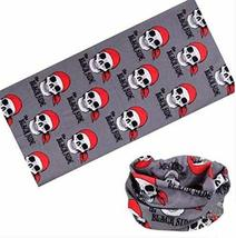 PANDA SUPERSTORE Cycling Headband Thick Absorbent Head Wrap Face Shield Changed
