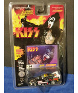 Johnny Lightning KISS Gene Simmons #34 The Demon Racing Dreams Diecast -... - $9.45