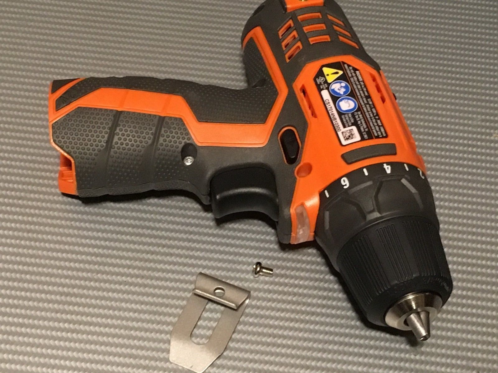 RIDGID R82005 12v Lithium-Ion Sub-Compact Drill-Driver ,R82005 ,Bare Tool