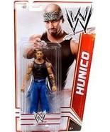 Hunico WWE 2012 Superstar # 63 Wrestling Action Figure NIB Mattel NIP WWF - $29.69