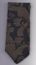 "Mens Geoffery Beene Polyester and silk Neck Tie 58"" long 3 1/2"" wide #3 ... - $9.50"