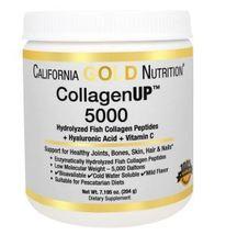 Marine-Sourced Collagen Peptides + Hyaluronic Acid & Vitamin C, 7.195 oz... - $31.99