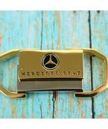 Ambassador Mercedes Promotional Key Chain Salesman Sampler Car Automobile  - $9.89