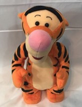 """Not Working - Bouncing Tigger Lge 12"""" Winnie The Pooh Soft Toy Mattel 1998 - $9.13"""