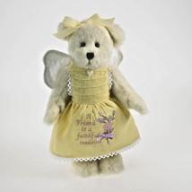"""Boyds Bear """"Friends Angel"""" #4023997- 10"""" Angel Bear- New- 2011- Retired - $29.99"""