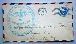 1931 Somerville, New Jersey Welcomes Rear Admiral Richard E. Byrd on Sco... - $9.50