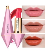 Long Lasting Lipstick Pink Diamond 6 Colors Velvet Matte Red Lips Nude Kit - $9.92+