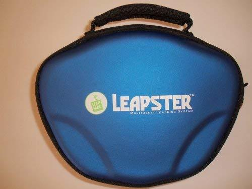 Primary image for Leap Frog Leapster System Case Holder Blue Lmax 2