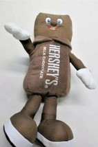 Vintage Hershey's Milk Chocolate Stuffed Plush Candy Bar Figure -adverti... - $49.49