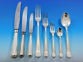 Fiddle Thread by Suzuyo Japanese 950 Sterling Silver Flatware Set Dinner... - $3,895.00