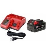 Milwaukee Portable Power Tool Battery Charger Starter Kit 18-Volt Multi-... - $145.95