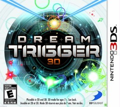 Dream Trigger 3D (Nintendo 3DS, 2011) Video Game - $9.50