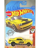 2020 Hot Wheels #234 Muscle Mania 10/10 '18 DODGE CHALLENGER SRT DEMON Y... - $9.05