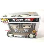 Funko Pop Grady Twins Chase 2 Pack Super Rare X1 - $212.85