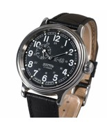 Vostok Retro Kirovskie K43 540933 Russian Classic Mens Watch WWII Black ... - $108.89