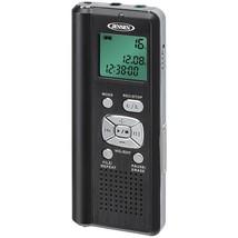 Jensen 4gb Digital Voice Recorder With Microsd Card Slot JENDR115 - $57.95
