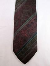 Vintage Ermenegildo Zegna Mens Silk Tie - $14.99
