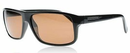 Serengeti Claudio Shiny Black / Polarized Drivers Sunglasses 7950 - $166.11