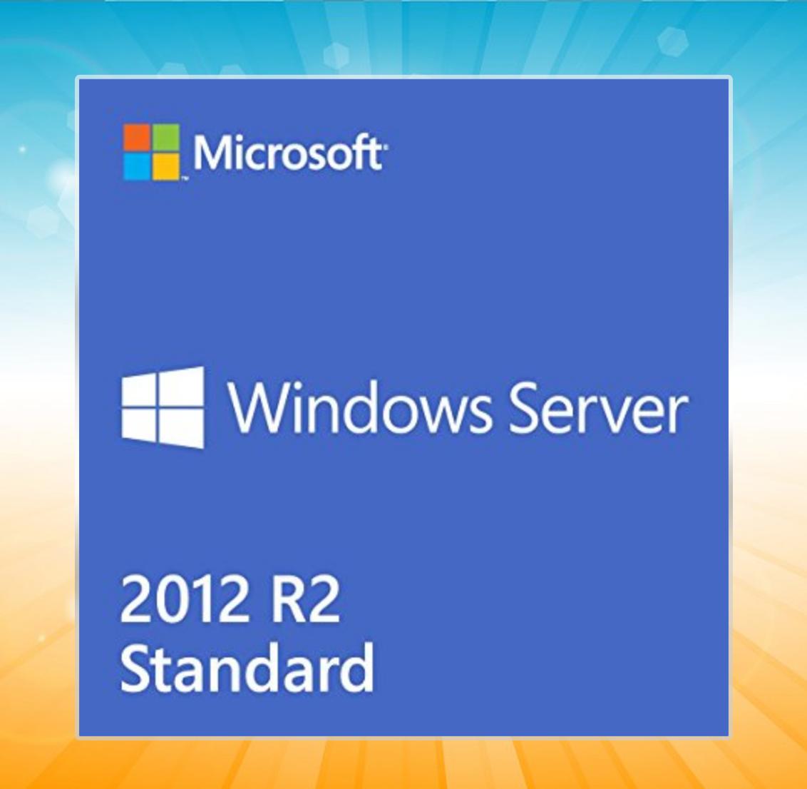 windows server standard core 2019