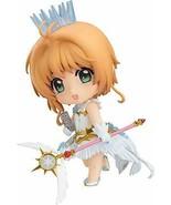 Nendoroid Cardcaptor Sakura Sakura Kinomoto CLEAR Ver. Figure - $175.85