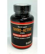 Dr Emil - Thyroid Support - THYRO - ACTIVE - Metabolism, Energy, Focus E... - $22.71