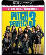 Pitch Perfect 3 (4K Ultra HD+Blu-ray+Digital, 2018)) - $17.21